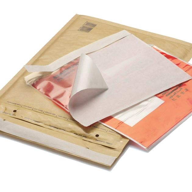Антиадгезионные материалы для самоклеящихся конвертов и пакетов