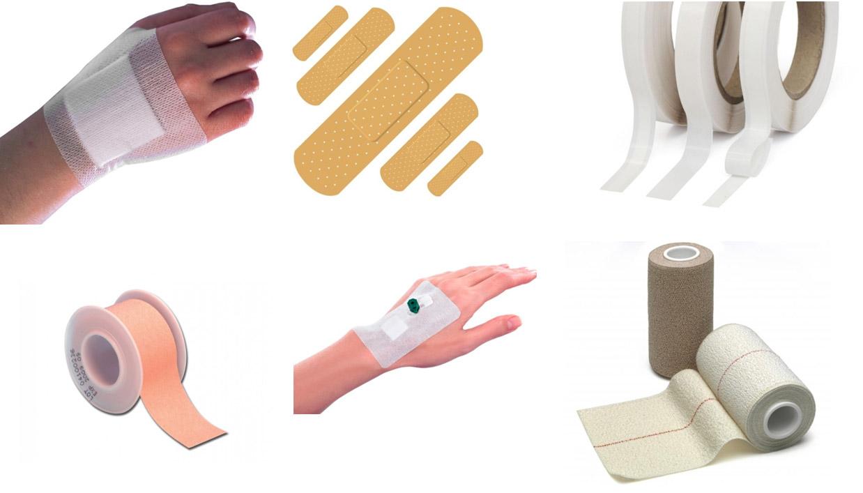 Клей для медицинских пластырей